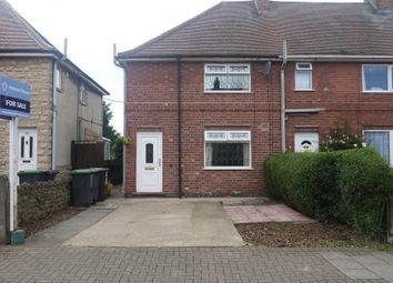 Thumbnail 3 bedroom semi-detached house for sale in Ryecroft Street, Stapleford, Nottinghamshire
