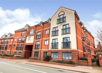 Thumbnail 2 bed flat for sale in Magdala Court, The Butts, Worcester
