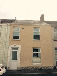 Thumbnail 2 bed terraced house to rent in Helens Road, Neath, West Glamorgan