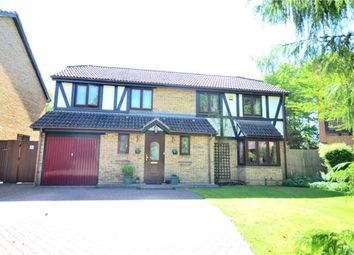 Thumbnail 4 bed detached house for sale in Abingdon Road, Sandhurst, Berkshire