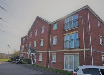 Thumbnail 1 bed flat for sale in Wild Field, Bridgend