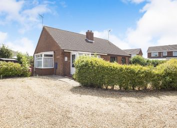 Thumbnail 2 bedroom semi-detached bungalow for sale in Spenser Road, King's Lynn