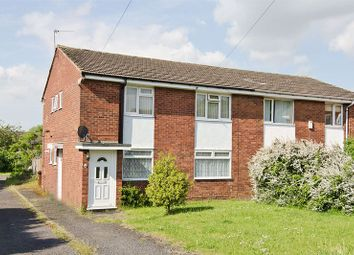 Thumbnail 2 bedroom flat for sale in Rose Drive, Clayhanger, Walsall