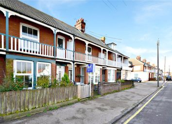 Thumbnail 3 bedroom terraced house for sale in Beach Station Road, Felixstowe, Suffolk
