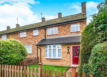 Thumbnail 2 bed end terrace house for sale in Foxgrove Path, South Oxhey, Watford
