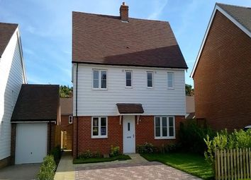 """Thumbnail 3 bed detached house for sale in """"The Clayton/Clayton Corner"""" at Station Road, Northiam, Rye"""