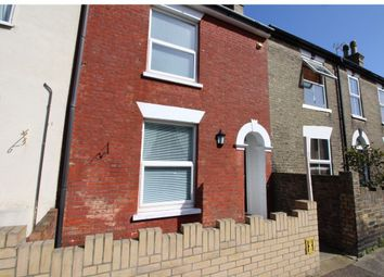 Thumbnail 3 bedroom terraced house for sale in Lorne Road, Lowestoft