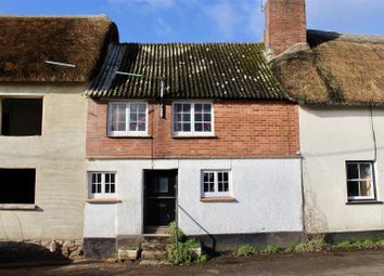 Thumbnail 2 bed cottage for sale in Exeter Road, Silverton, Exeter