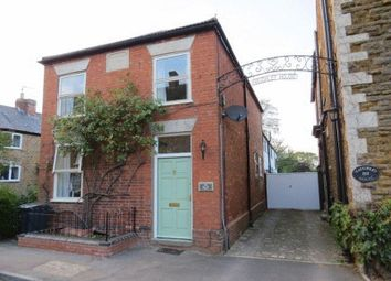 Thumbnail 3 bed cottage to rent in High Street, Somerby, Melton Mowbray
