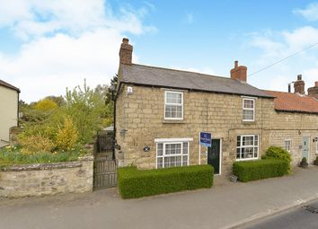 Thumbnail 3 bedroom terraced house for sale in Main Street, Amotherby, Malton