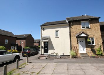 Thumbnail 1 bed end terrace house for sale in Lime Close, Stevenage, Hertfordshire