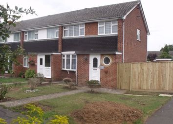 Thumbnail 3 bedroom semi-detached house to rent in Fairwater Drive, Woodley, Reading