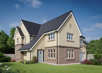 "Thumbnail 5 bedroom detached house for sale in ""The Lowther"" at Newmills Road, Balerno"