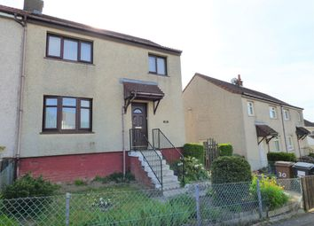 Thumbnail 3 bed semi-detached house for sale in Mcintyre Crescent, Cumnock