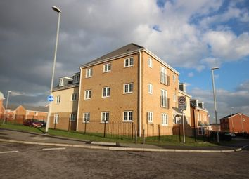 Thumbnail 2 bed flat for sale in New Forest Drive, Middleton, Leeds
