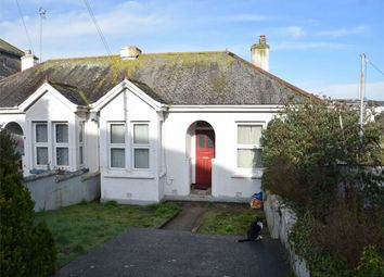Thumbnail 4 bed semi-detached bungalow for sale in Windsor Terrace, Falmouth