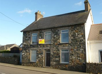 Thumbnail 5 bed semi-detached house for sale in Glanhelyg, Dinas Cross, Newport, Pembrokeshire