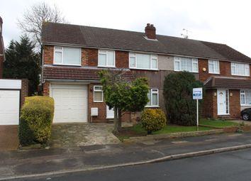 4 bed semi-detached house for sale in Lulworth Avenue, Goffs Oak, Herts EN7