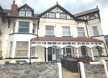 Thumbnail 2 bedroom flat to rent in Upper Promenade, Rhos On Sea, Colwyn Bay