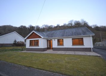Thumbnail 3 bedroom detached bungalow to rent in Cwmduad, Carmarthen