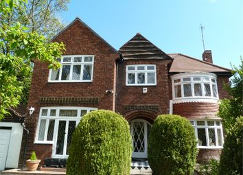 Thumbnail 4 bedroom detached house for sale in Queen Alexandra Road, Ashbrooke, Sunderland, Tyne & Wear.