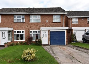 Thumbnail 3 bed semi-detached house for sale in Berberry Close, Bournville, Birmingham