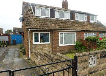 Thumbnail 3 bed semi-detached house for sale in Richardson Road, Leeds