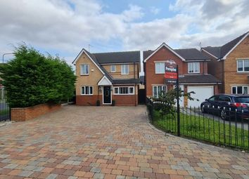 Noseley Way, Kingswood, Hull HU7. 4 bed detached house