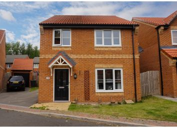 Thumbnail 4 bed detached house for sale in Bluebell Walk, Catterick Garrison