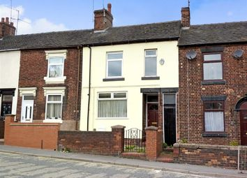 Thumbnail 1 bedroom flat to rent in Ford Green Road, Burslem, Stoke-On-Trent