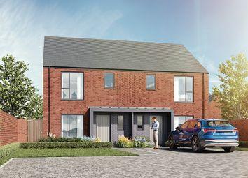 Parish Lane, Pease Pottage, Crawley RH10. 3 bed semi-detached house for sale