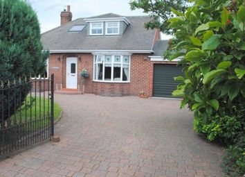 Thumbnail 4 bed detached bungalow for sale in Holburn Crescent, Ryton