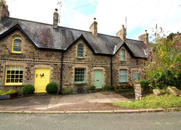 Thumbnail 2 bed terraced house for sale in Nantyderry, Abergavenny
