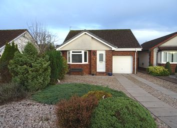 Thumbnail 2 bed detached bungalow for sale in 3 Twiname Way, Heathhall, Dumfries