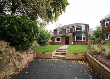 Thumbnail 4 bed detached house to rent in Radcliffe Park Road, Salford