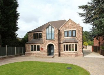 Thumbnail 4 bed detached house for sale in Warnington Drive, Bessacarr, Doncaster