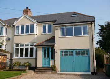 Thumbnail 4 bed semi-detached house to rent in Park Lane, Pinhoe, Exeter