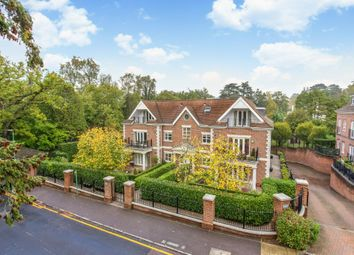 Thumbnail 2 bed flat for sale in Cross Road, Sunningdale, Ascot