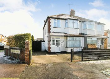 Thumbnail 3 bed semi-detached house for sale in Florence Avenue, Luton