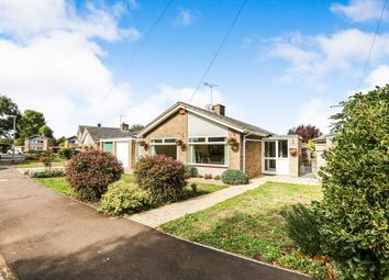 Thumbnail 2 bed bungalow for sale in Riverside Gardens, Langford, Biggleswade, Bedfordshire