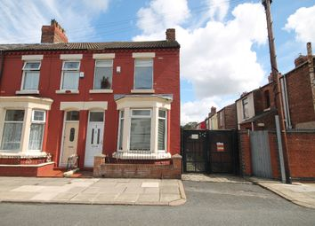 Thumbnail 3 bed terraced house for sale in Maxton Road, Liverpool