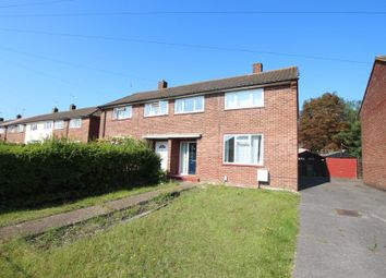 Thumbnail 3 bedroom semi-detached house to rent in Bentham Avenue, Woking