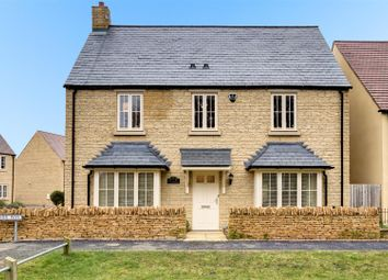Thumbnail 5 bed detached house for sale in Summers Way, Moreton-In-Marsh