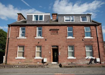 Thumbnail 2 bed maisonette for sale in Lockerbie Road, Dumfries, Dumfries And Galloway.