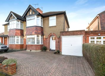 Thumbnail 3 bed semi-detached house for sale in Crescent Gardens, Ruislip, Middlesex