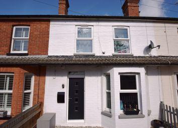 3 bed terraced house for sale in New Road, Tongham, Farnham GU10