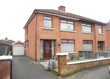 Thumbnail 3 bed semi-detached house to rent in Orangefield Parade, Belfast