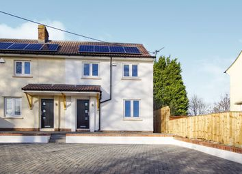 Thumbnail 2 bedroom end terrace house for sale in Lower Down Road, Portishead, Bristol