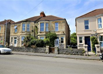 Thumbnail 2 bed property for sale in Sunnyside Road North, Weston-Super-Mare
