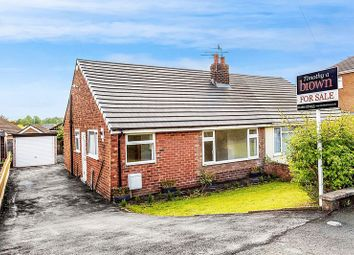 Thumbnail 3 bed bungalow for sale in Tidnock Avenue, Congleton